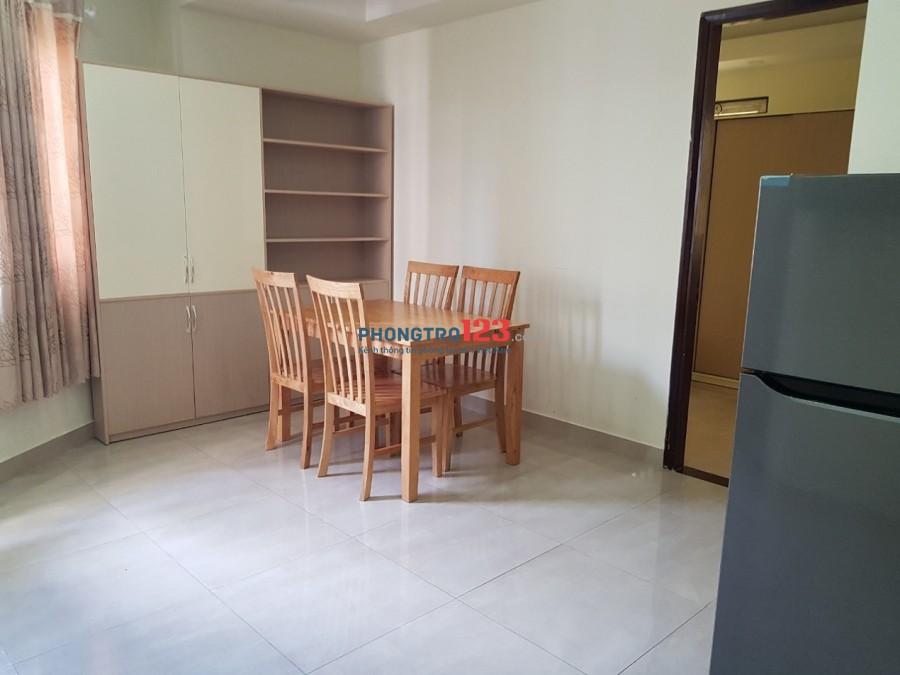 Căn hộ mini full nội thất, 2PN ngay Thành Thái, Q.10 chỉ 10tr/tháng