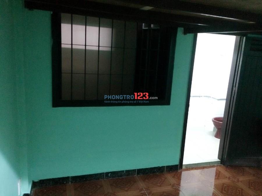 Cho thuê phòng 77 Bàu Cát, giá 2.7 triệu/th có gác. LH:0963.768.687