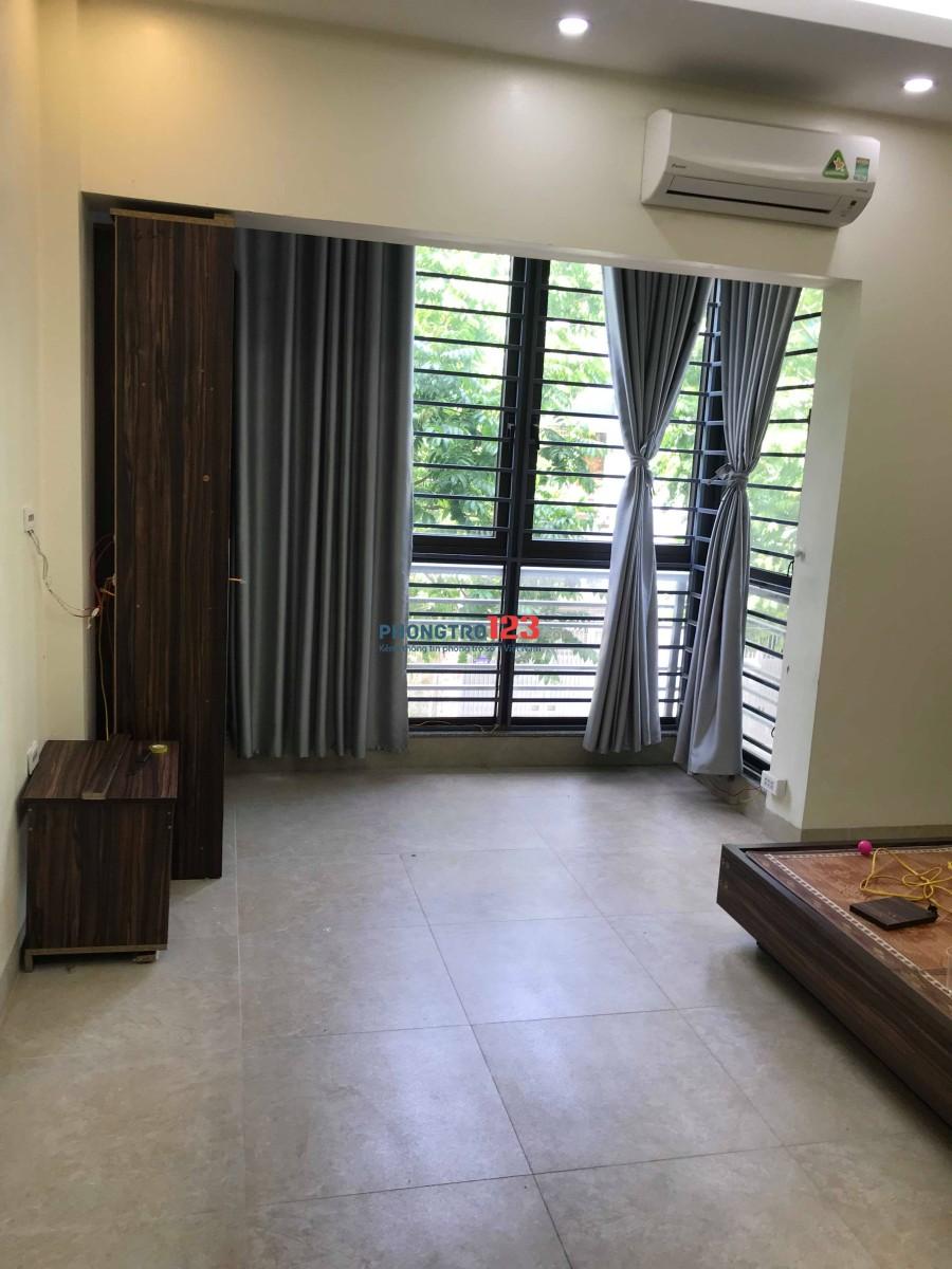 chính chủ cho thuê nhà mới hoàn thiện, full nội thất