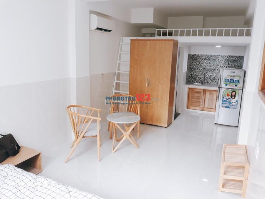 Cho thuê căn hộ full nội thất giá rẻ quận 7