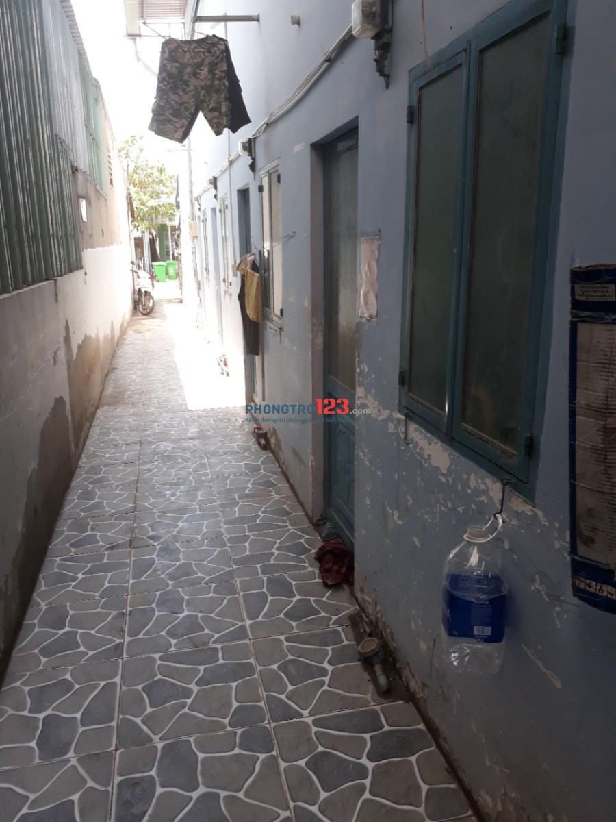 Phòng trọ giá rẻ gần UBND, chợ, trường tiểu học