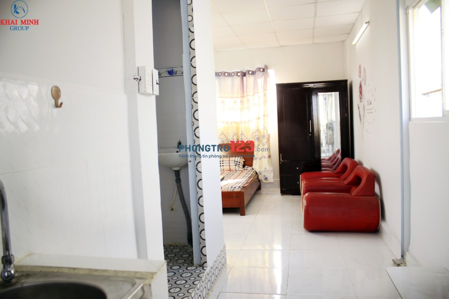 Căn hộ CAO CẤP - full nội thất, gần phố Tây Bùi Viện, 168 Cô Giang, Q.1