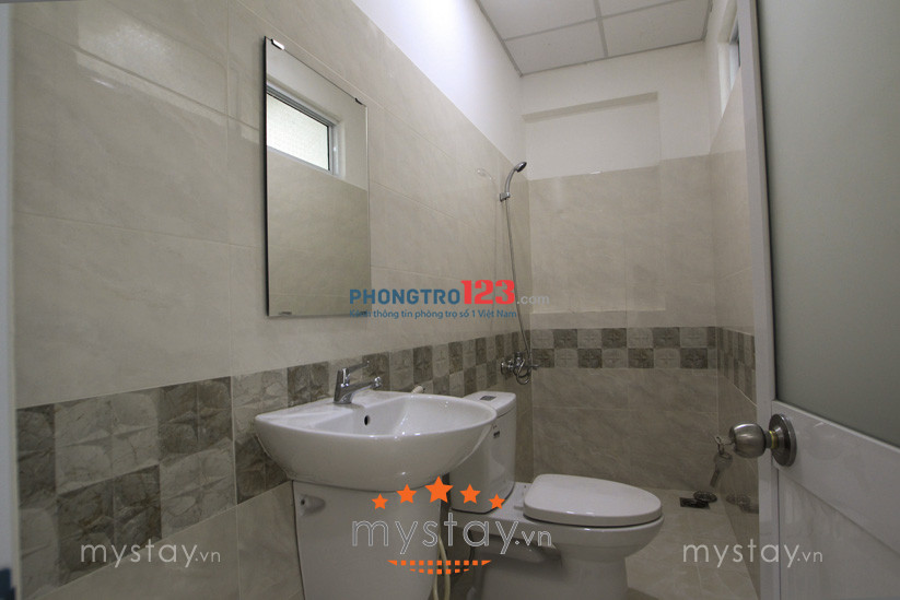 Căn hộ dịch vụ nội thất cao cấp - 20m2 - đường Lê Văn Sỹ - Khu sân bay Quận Tân Bình