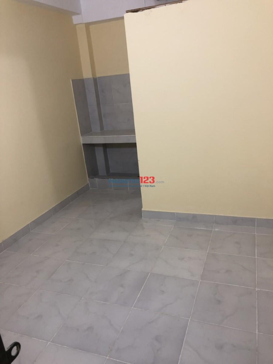 Cho thuê phòng trọ mới xây trong nhà nguyên căn tại Phường 12,Gò Vấp