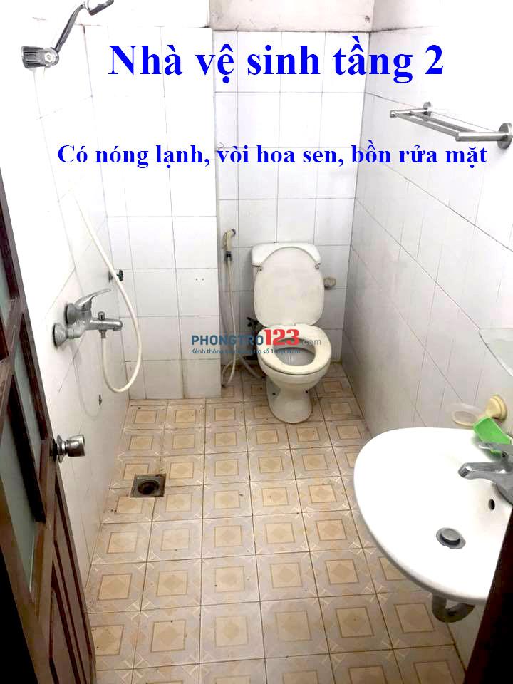Cho thuê phòng trọ KV Ngã Tư Sở (Khương Đình, Vương Thừa Vũ)