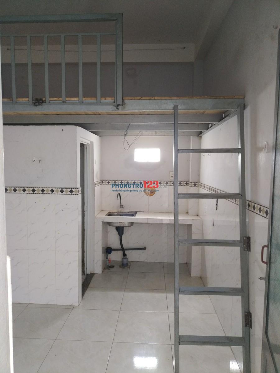 Cho thuê phòng trọ mới sạch đẹp, giờ giấc tự do, KCN Tân Bình và ĐH CNTP Tân Phú