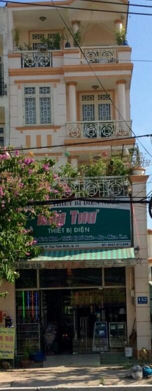 Chính chủ cho thuê nhà mặt tiền 360m2 Đường Phan Văn Hớn, Q.12. LH Mr Điều