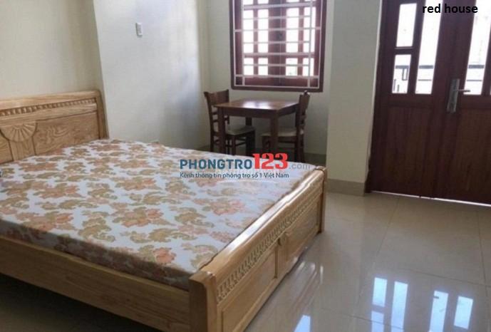 Căn hộ mini cho thuê sạch đẹp, thang máy bảo vệ, đầy đủ tiện nghi Thống Nhất, Gò Vấp, giá 3.2tr/th