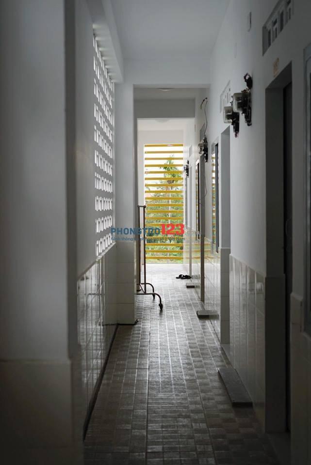 Cho thuê phòng trọ Q.12 giáp Gò Vấp. Phòng trọ mới, khu dân cư an ninh