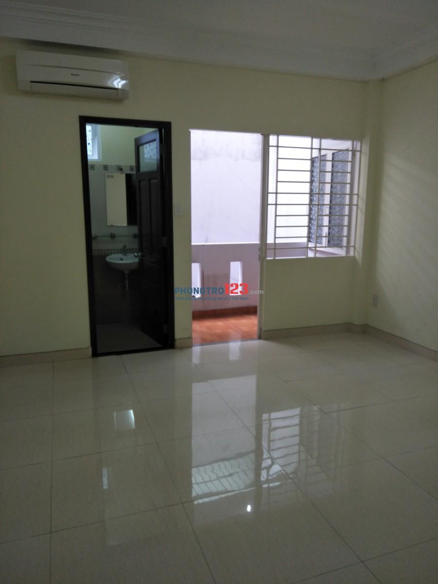 Chính chủ cho thuê phòng đẹp 20m2 3,9tr Nguyễn Thái Bình, Tân Bình
