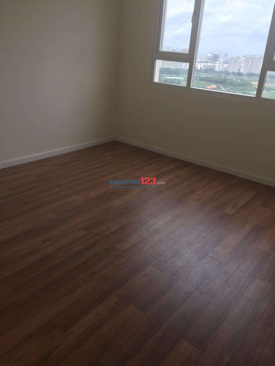 Phòng Master 4.5tr/tháng chung cư The Park Residence - view hồ bơi