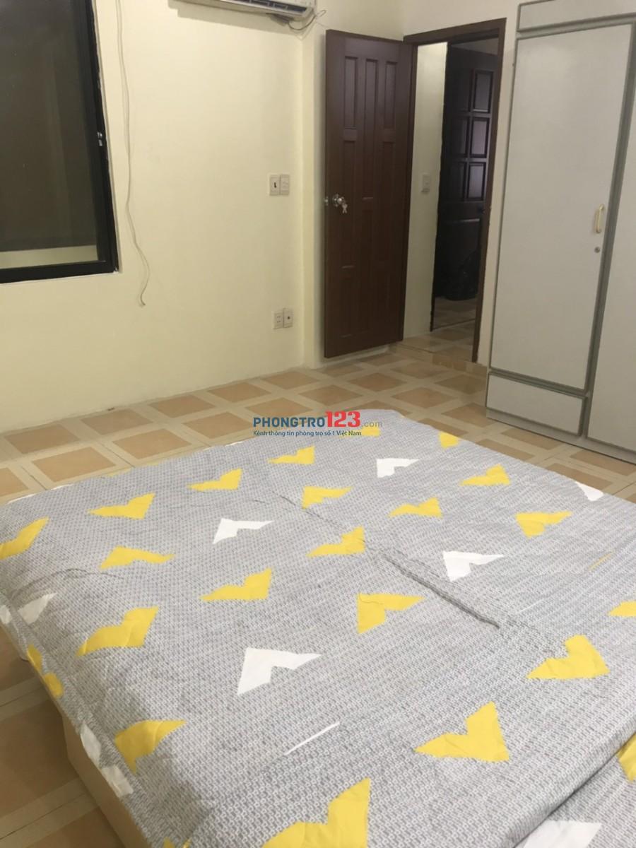 Cho thuê phòng đường Nguyễn Trãi, quận 1 tiện nghi không chung chủ