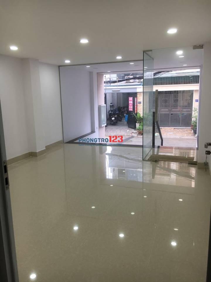 Phòng sạch sẽ, tầng trệt, thoáng mát, có thể kinh doanh diện tích 25m2, giá 4tr/tháng