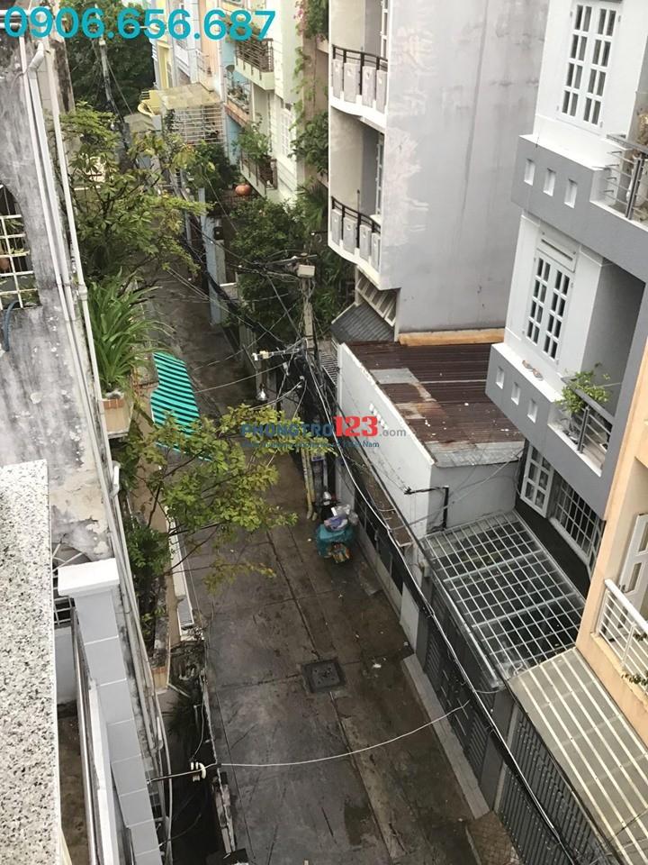 CHDV Cao Cấp. Full Nội Thất. View Ban Công cực thoáng ở Trương Quốc Dung, Q.Phú Nhuận