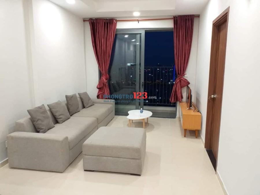 Cho thuê căn hộ full nội thất 2pn giá rẻ Quận 8