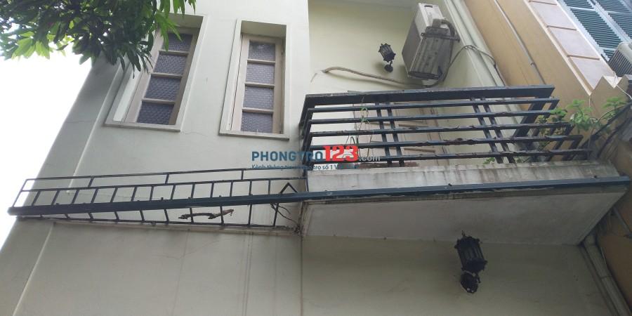 Nhà 2 tầng rưỡi, 1 tum, 40m2 tại 640/21/16 Nguyễn Văn Cừ, Long Biên, Hà Nội