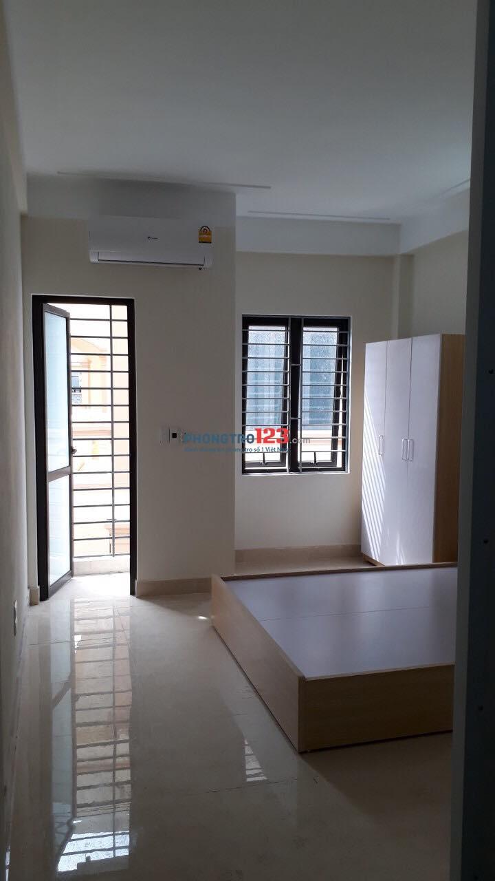 Cho thuê phòng trọ dạng chung cư mini phường Đại Mỗ mới tinh