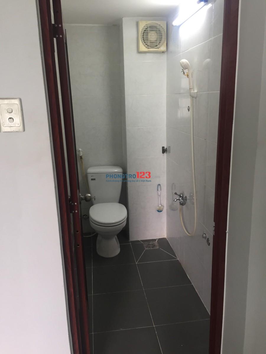 Phòng trọ dân trí cao đối diện NTĐ Phú Thọ, Q.10