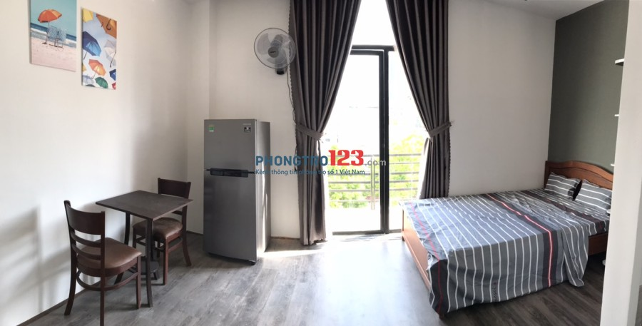 Căn hộ studio full nội thất trung tâm thành phố Đà Nẵng