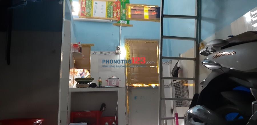 Tìm nam ghép chung tại Tân Phú