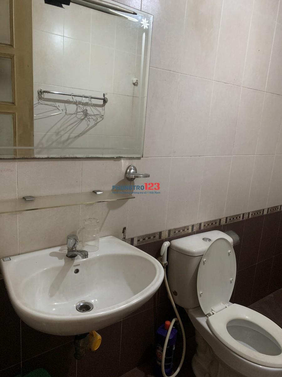 Cho thuê phòng trọ quận Phú Nhuận, thích hợp để gia đình ở hoặc làm văn phồng