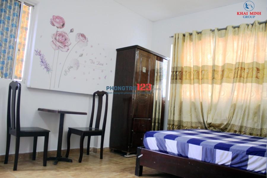 Căn hộ full nội thất, an ninh, giờ giấc tự do- 168 Cô Giang, gần ngay Chợ Bến Thành, Q.1