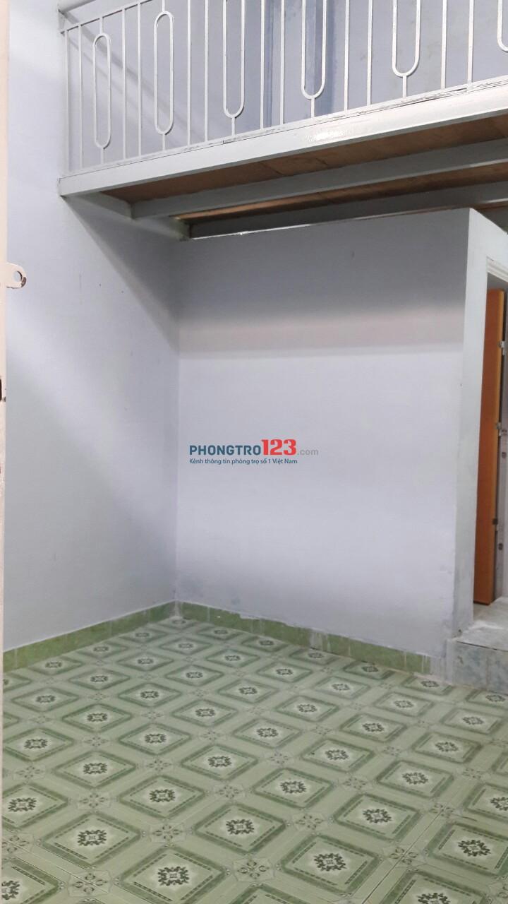 Phòng 2.7tr, chính chủ, có gác, wc trong phòng- Sát bên ĐH Văn Lang CS3, Gò Vấp