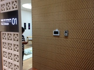 Chung cư mini khép kín, phố Đình Thôn mới 100%, giá từ 3,8 triệu/tháng