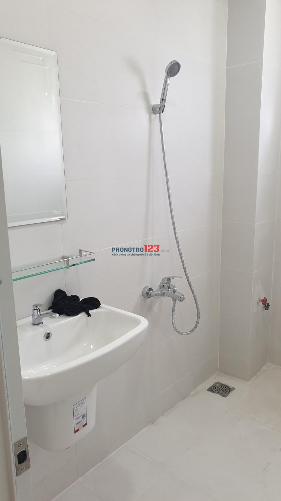 Cho thuê phòng mới tại Bình Thạnh 34m2 giá tốt
