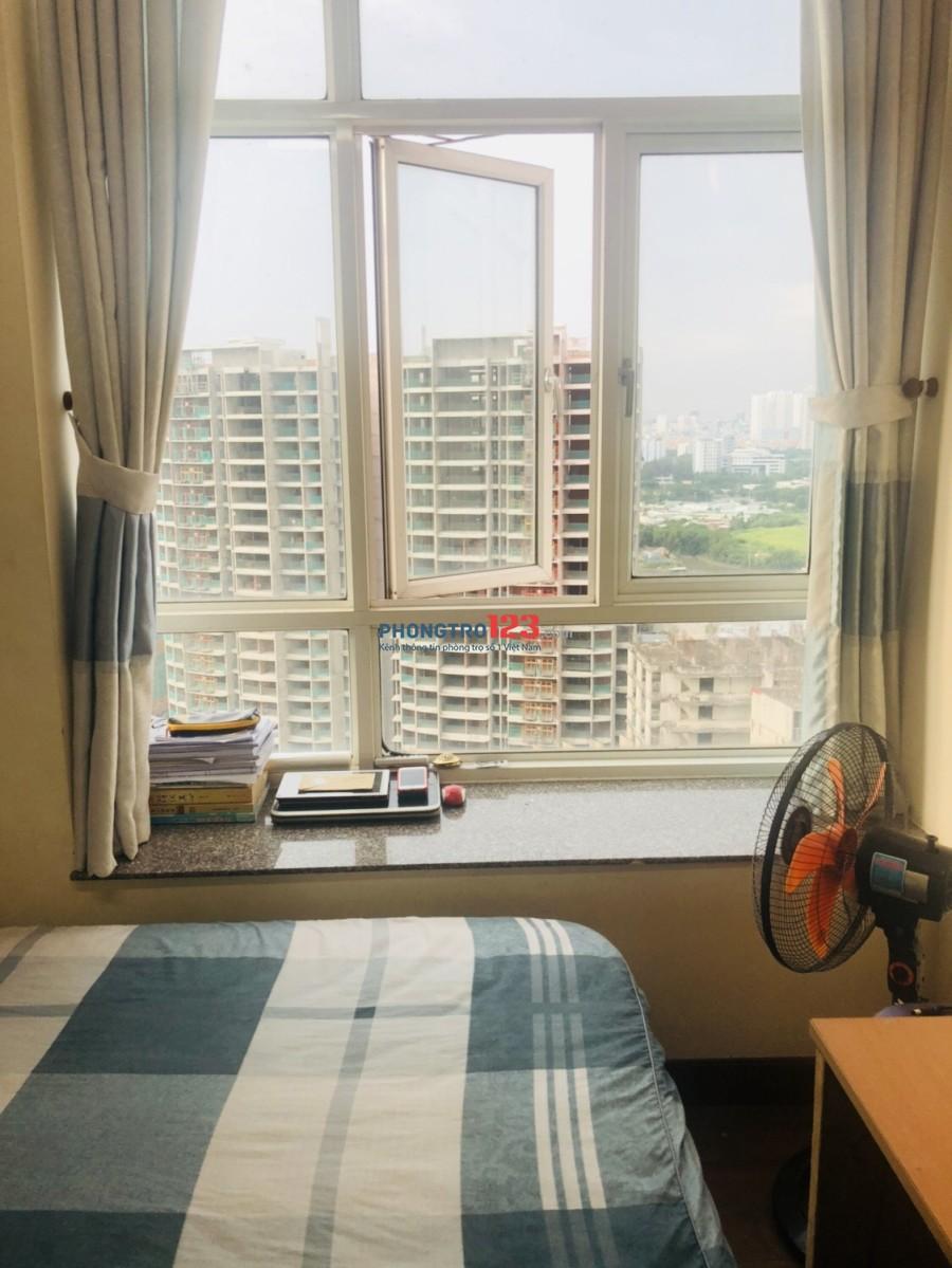 Tuyển nữ ở ghép chung cư Hoàng Anh Gia Lai 3 (New Sai Gon)