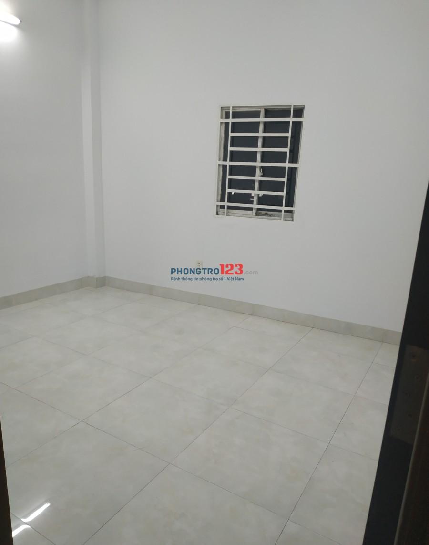 Cho thuê phòng trọ sạch sẽ gần trạm thu phí Tân Kỳ Tân Quý, Bình Tân