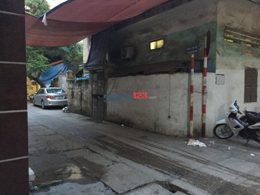 Chính chủ cho thuê nhà riêng khu Hoàng Mai, Đền Lừ giá rẻ