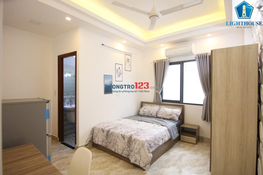 Căn hộ studio 30m2 1PN đẹp nhất tại trung tâm Q.10 gần Sân vận động Thống Nhất