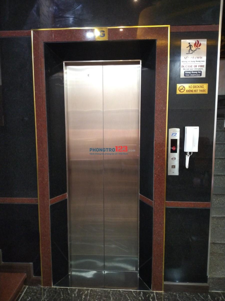 Phòng trọ mới có thang máy full nội thất giờ tự do-Tân Sơn Nhì, Tân Phú
