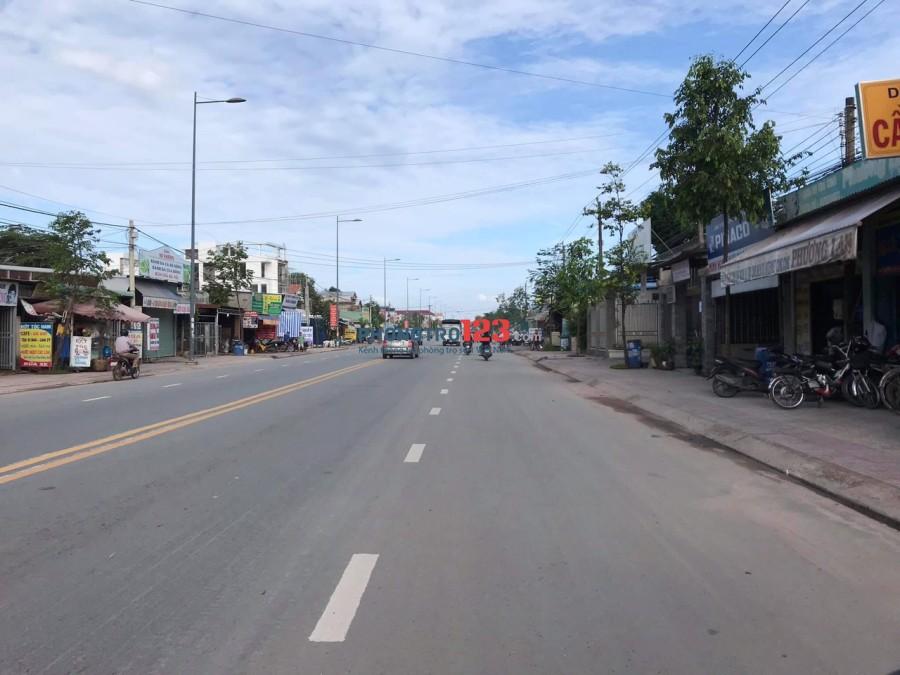 Dự án khu dân cư Future City Tân Lập - Bắc Tân Uyên, Bình Dương