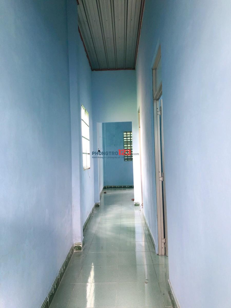 Cho thuê nhà nguyên căn Hẻm 58 Nguyễn Ảnh Thủ, Bà Điểm, Hóc Môn. Giá 5tr/tháng