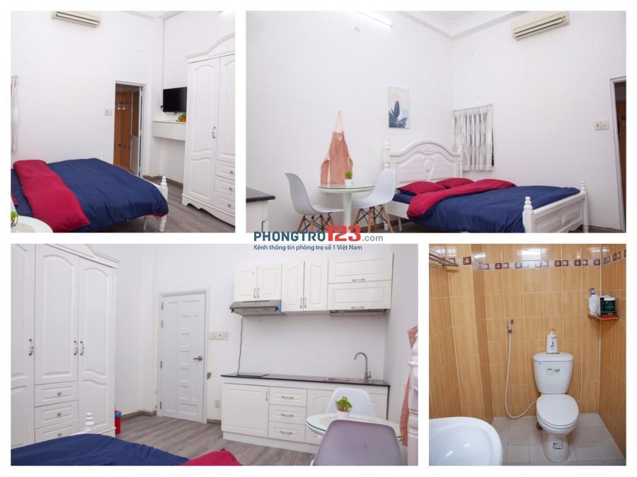 7,5Triệu/Phòng đầy đủ nội thất, dịch vụ dọn dẹp giặt đồ..tại Nguyễn Thị Minh Khai, Q.1