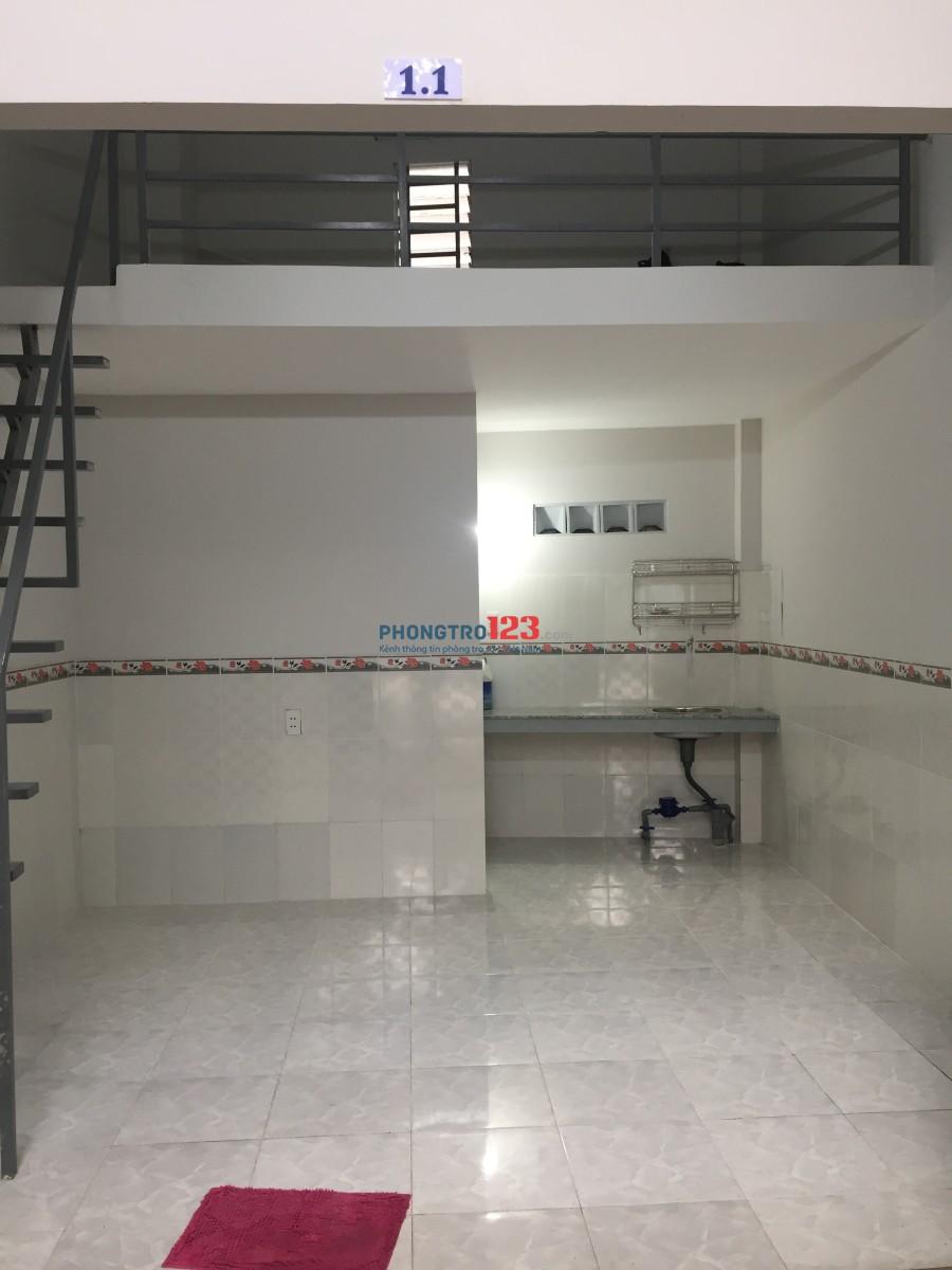 Phòng trọ cao cấp mới xây, ngay ngã tư Bình Thái, vị trí thuận tiện giao thông, an ninh......