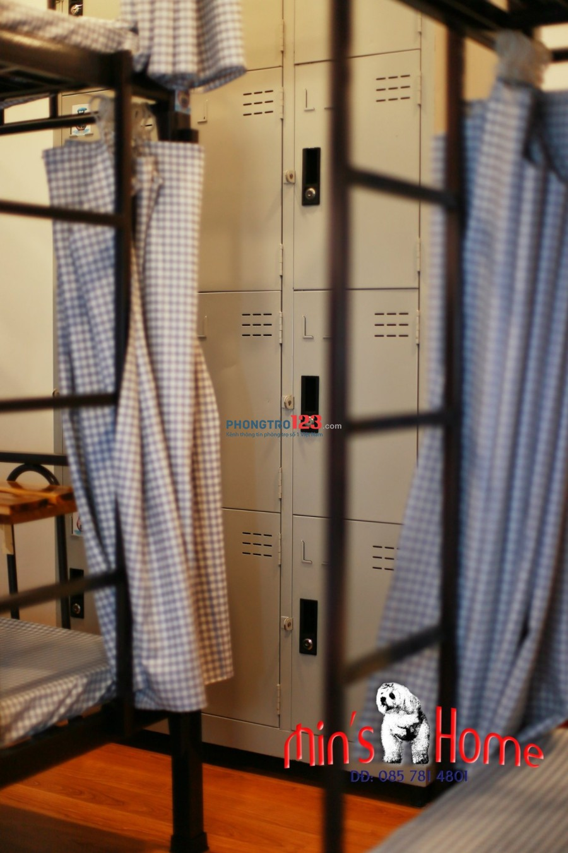 Dorm cao cấp chỉ dành cho nữ - khu vực Gò Vấp
