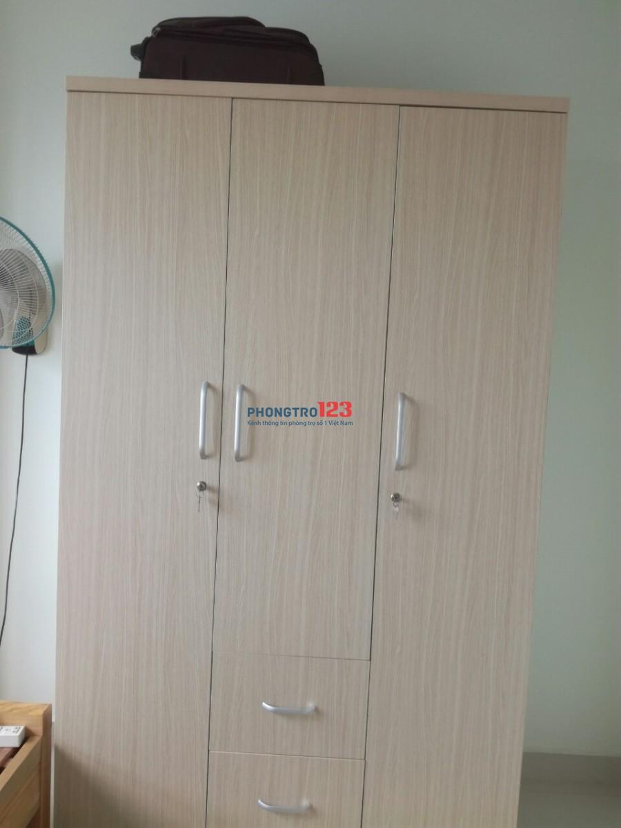 Phòng chung cư sạch đẹp P.4, Q.8