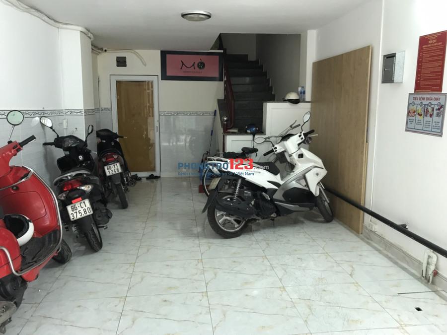 Phòng trọ Cù Lao, Phú Nhuận (Phan Xích Long) + nội thất + Ban công, cửa sổ