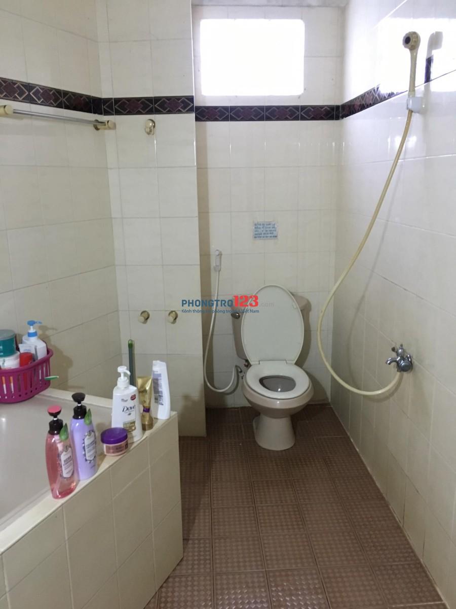 Phòng cho nữ thuê an ninh đẹp sạch sẽ giá tốt