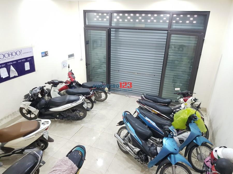 Cho thuê phòng trọ Vương Thừa Vũ, 30m2 đẹp full đồ 4 triệu
