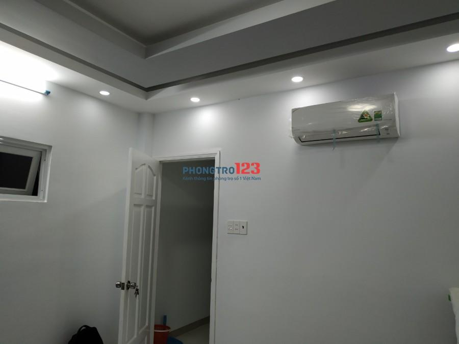 Cho thuê phòng trọ đẹp, mới xây Đường Thích Quảng Đức, Phú Nhuận