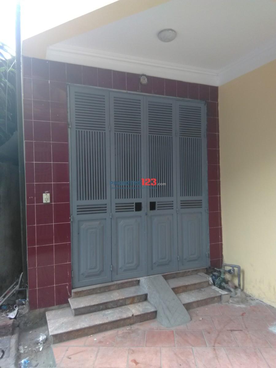 Cho thuê nhà nguyên căn phố Nguyễn Khoái, Hoàng Mai, Hà Nội