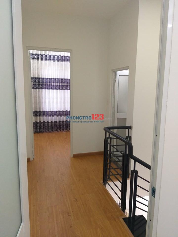 Phòng cho thuê có nội thất đường Nguyễn Gia Trí -3,5tr Bình Thạnh