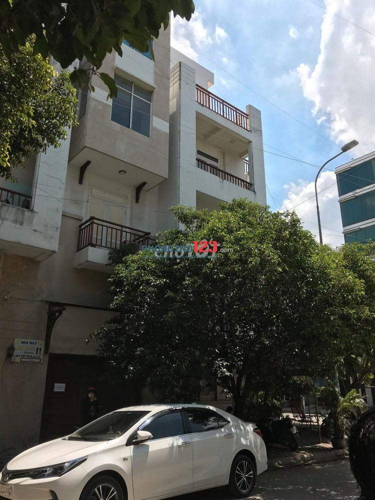 Phòng trọ Võ Liêm Sơn, Q.8 (gần Phạm Hùng)