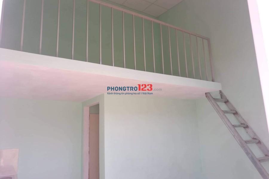 Phòng trọ mới xây dựng đường Phan Văn Định