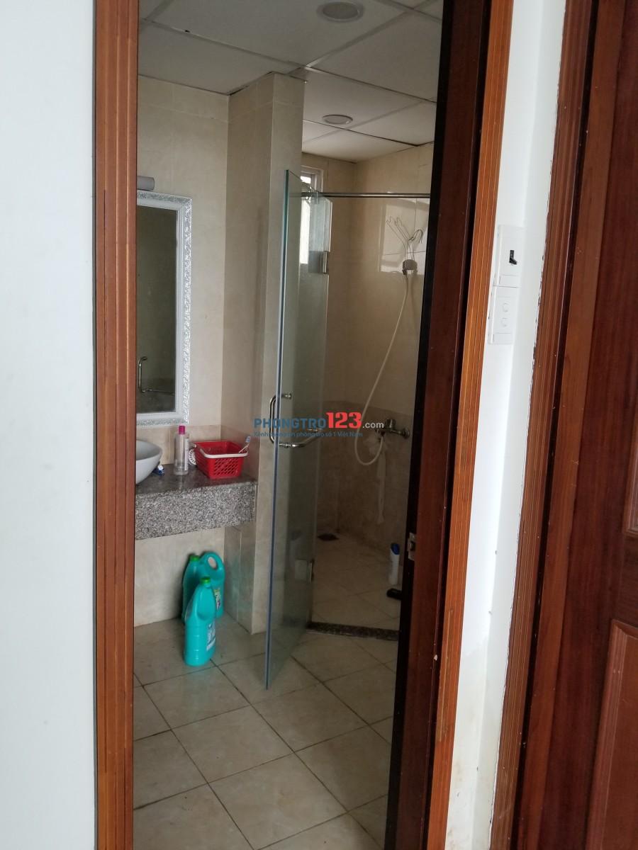 Phòng cho thuê chung cư Giai Việt Q8 (sát Q.5)