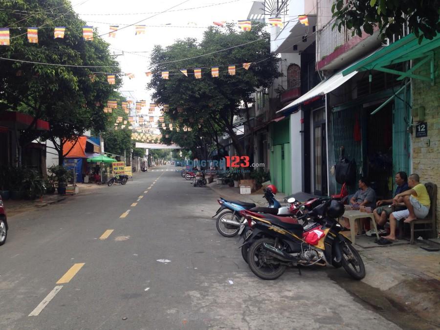 Cho nữ thuê phòng trọ 2tr2 ngay Nguyễn Sơn, Tân Phú